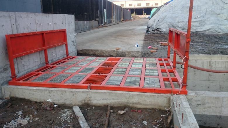 咸宁工地洗车槽从源头治理污染