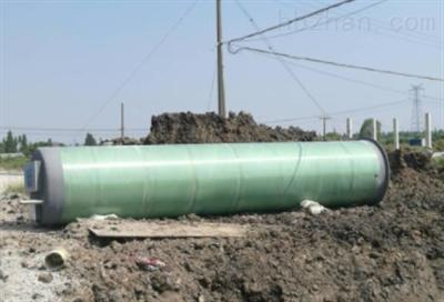 地埋式預製泵站