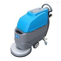 JH-530西安超市瓷砖地面清洁用手推式洗地机