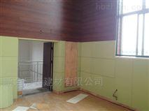 南昌會議室亞麻皮革飾面隔音軟包板
