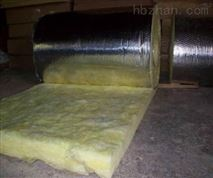 河北廊坊铝箔贴面隔热保温超细防火玻璃棉毡
