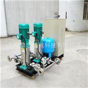 不锈钢无负压二次加压供水设备