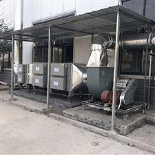 工业油烟净化设施
