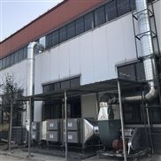 济宁淬火油烟油雾净化设备
