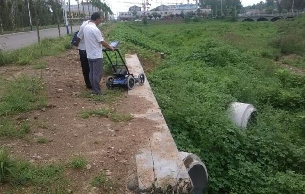 地下PE管燃氣管探測儀RD1100探地雷達