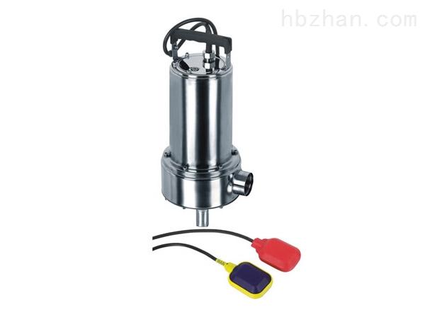 耐高温不锈钢潜水泵BY-厂家