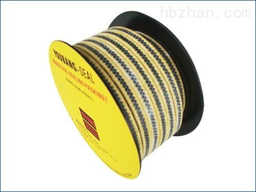 机械用二级芳纶纤维盘根、芳纶盘根填料环