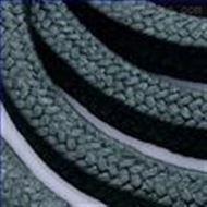 耐氧化无油黑四氟盘根、厂家供应四氟填料环