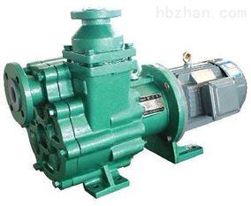 ZCQF氟塑料自吸式磁力泵