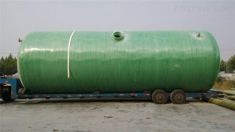上海虹口区玻璃钢化粪池怎样