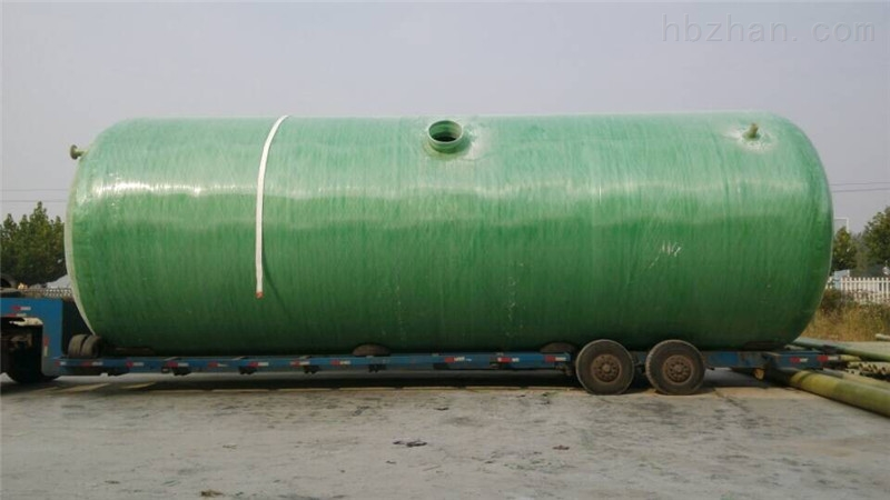 扬州市高邮市玻璃钢化粪池供应商