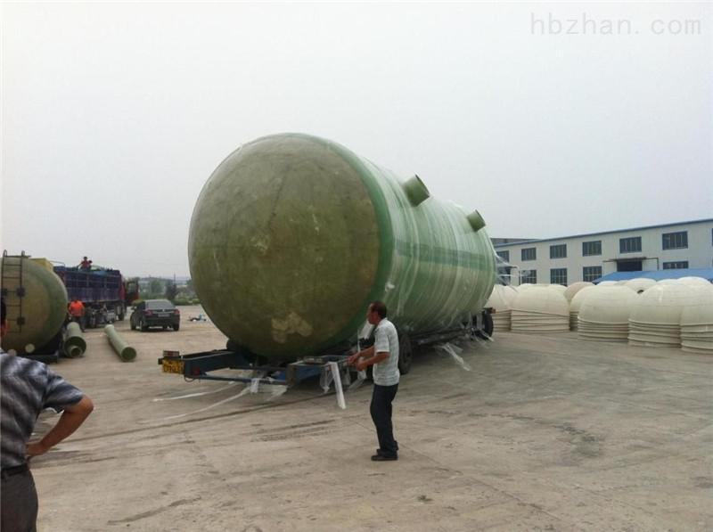 浙江省嘉兴市平湖市玻璃钢化粪池生产厂家