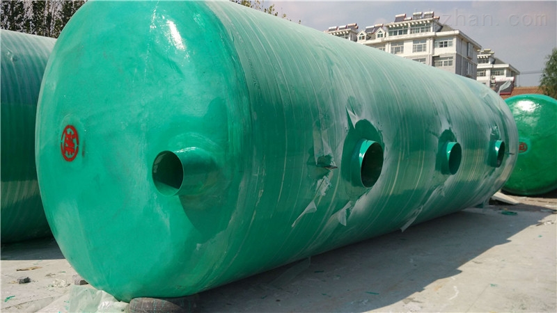 常州市天宁区玻璃钢化粪池厂家