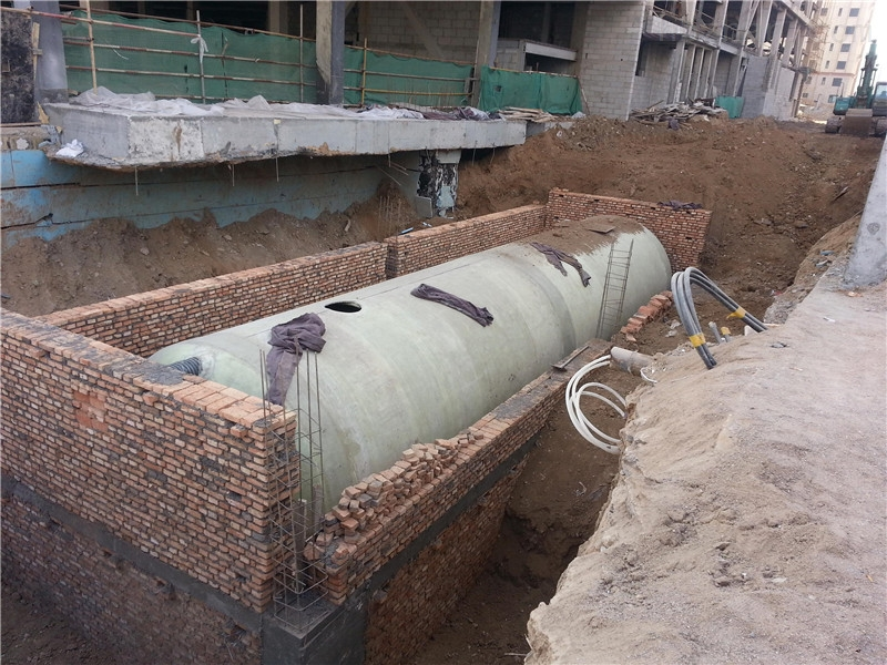 黄浦区玻璃钢化粪池