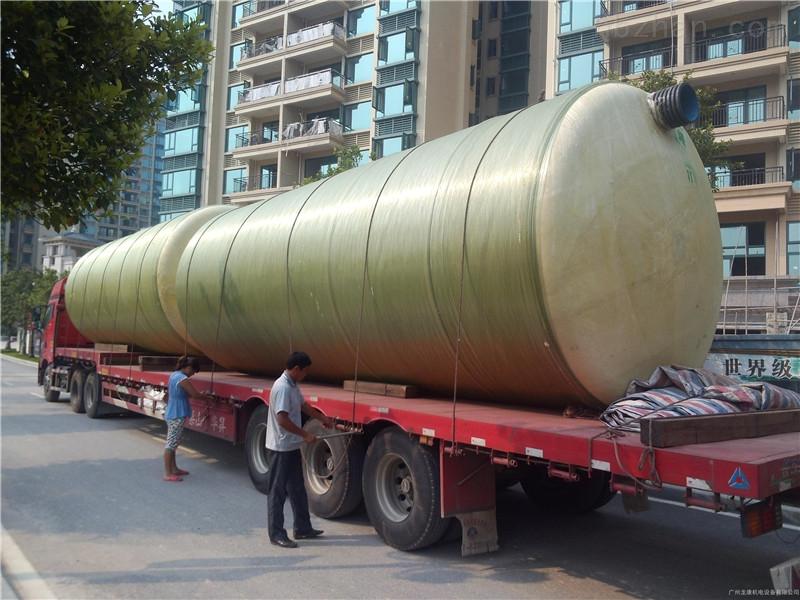 上海虹口区玻璃钢化粪池好