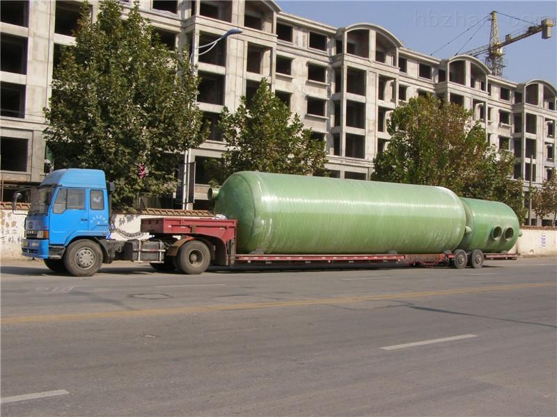 上海松江区玻璃钢化粪池厂商