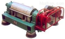LW 型卧式螺旋卸料沉降离心机