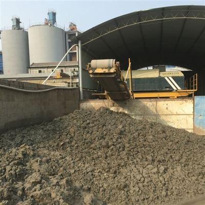 尾礦泥漿脫水干排設備