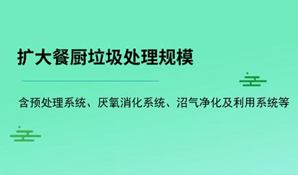 旺能环境子公司签署安吉县餐厨垃圾处理项目协议