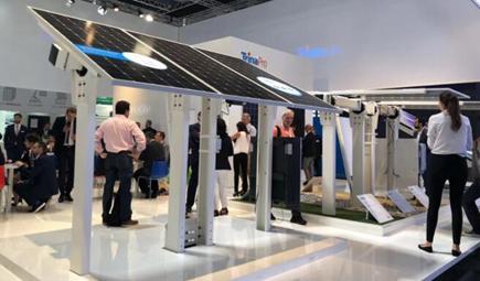 天合光能参加德国太阳能展 三大亮点惊艳欧洲市场