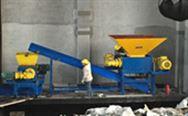 恩派特工業垃圾破碎機,工業垃圾處理的終結者