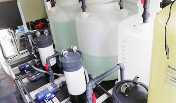铝材阳极氧化和立式喷涂废水处理工程设计方案