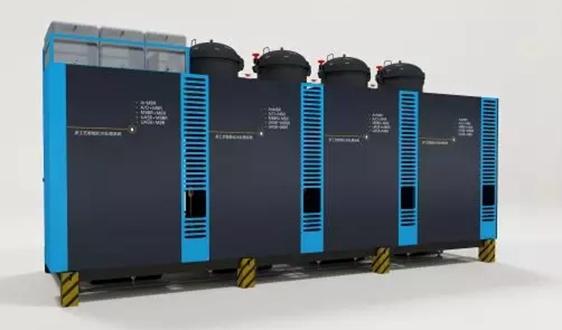 專利外觀強配置 就是這款智能一體化污水處理系統