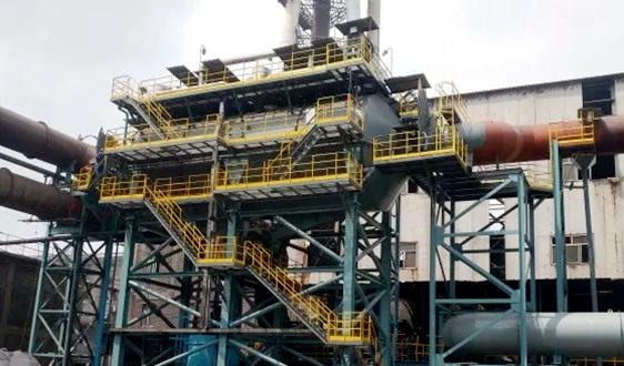 转炉煤气湿法洗涤与湿式电除尘复合除尘技术典型应用案例