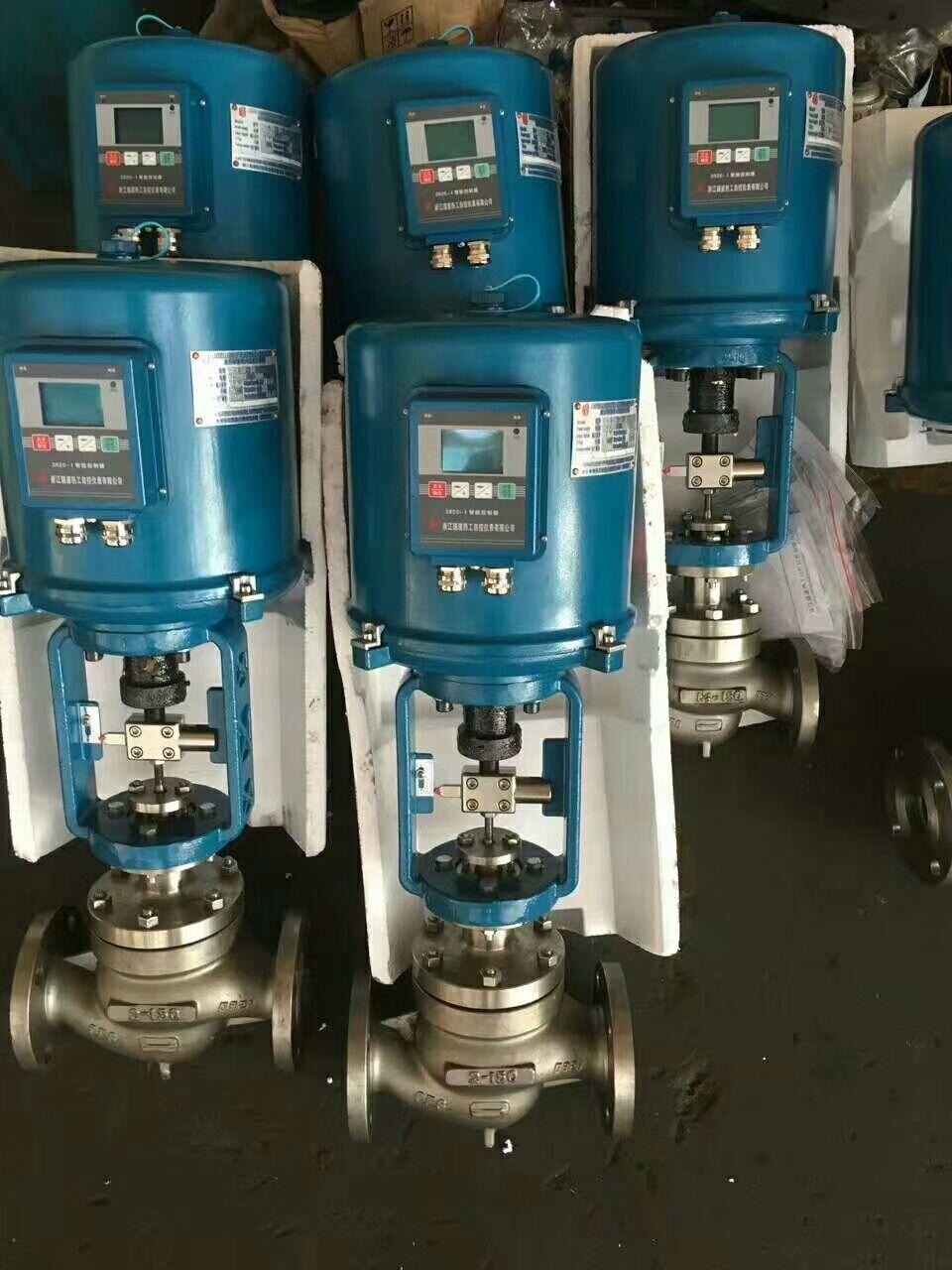 首页 供求商机 > zdlm-电子式蒸汽调节阀  进口电动(单座,双座,套筒)图片