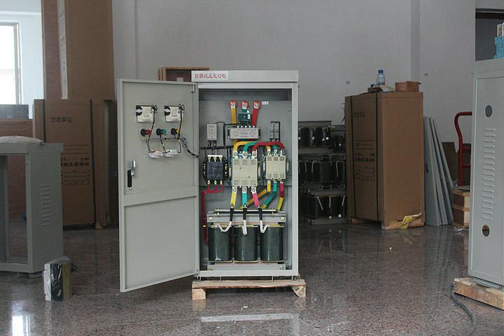 xj01-30kw-潜水泵减压启动柜,380v可控硅软起动器