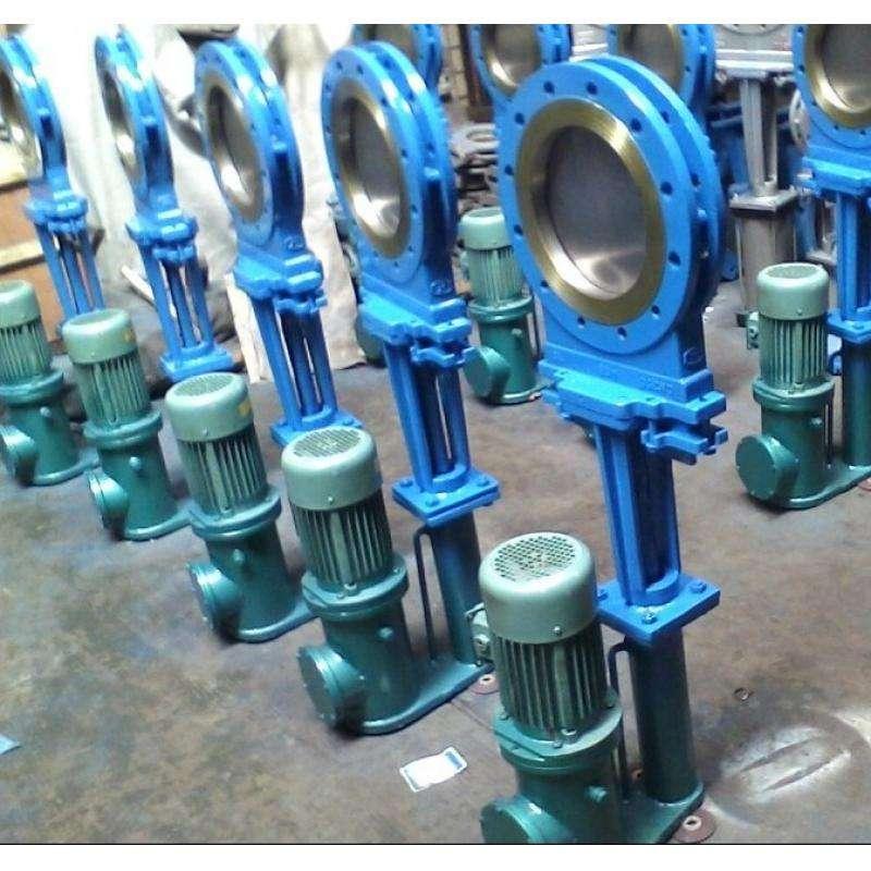 电液动耐磨刀型闸阀pz273h供应商