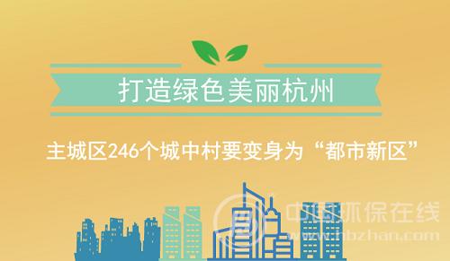 打造世界名城 杭州市推进建筑垃圾精细化处理