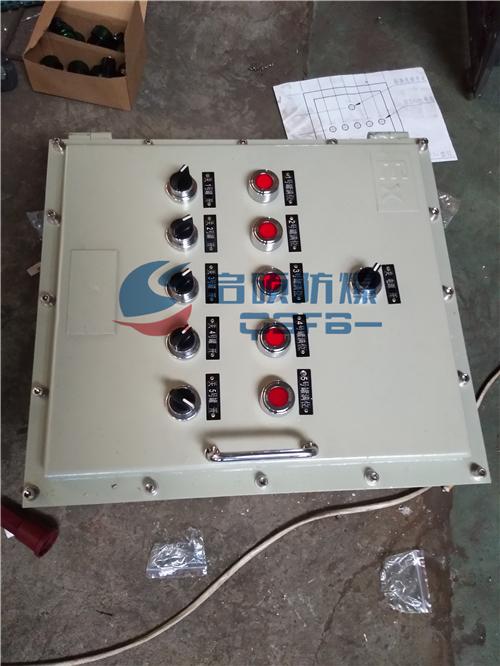 按钮,开关,指示灯,电流表等组成多功能,由用户自由选择;   4.