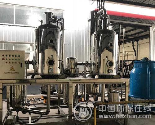 以技术力量撬动产业发展茂升环保打造废水蒸发器精品,废水蒸发器,茂升环保