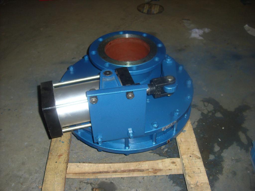 h74tc耐磨陶瓷旋转阀图片