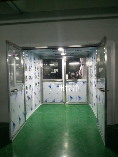 货淋室和风淋室主要区别在哪里?