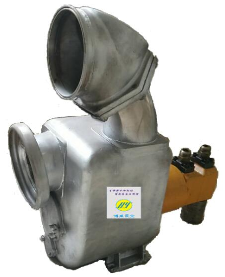 便携式液压自吸泵