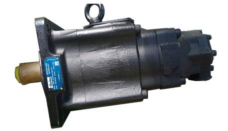 四,丹尼逊叶片泵的压力试验与致密性试验        (1)丹尼逊叶片泵液压