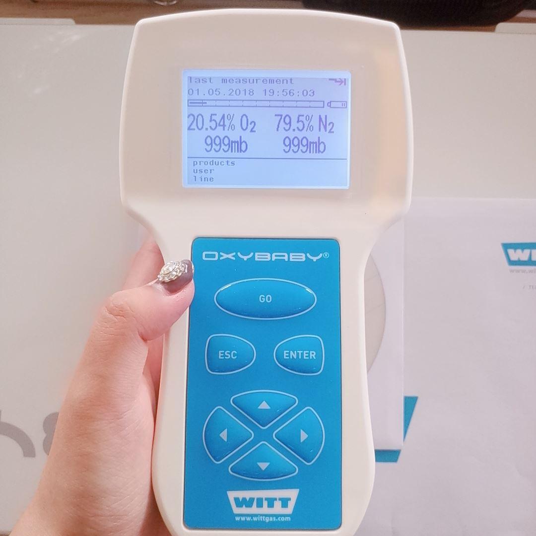 德国威特顶空分析仪采样氧气区别微量型号v氧气绿豆喝孕妇图片