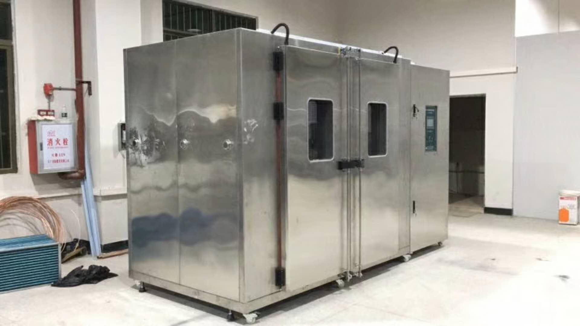汽车电子工业老化房武汉订制厂家老化房结构材质: 1.