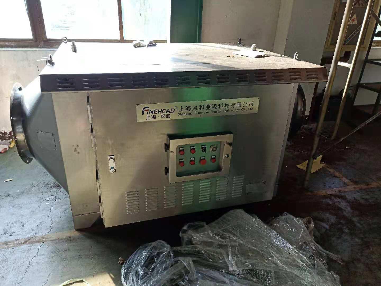 工厂10000立方废气处理设备发货
