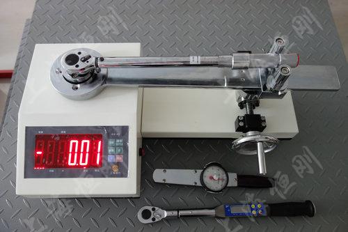 扭矩扳手檢定裝置