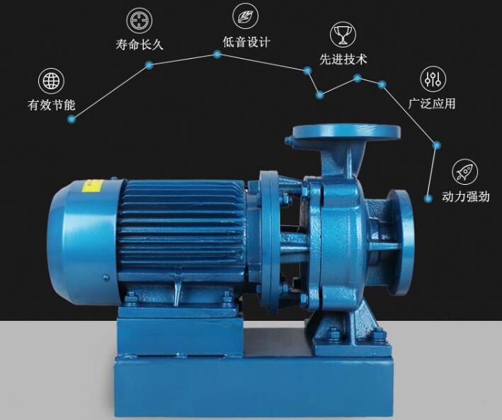 冷却水循环泵优点