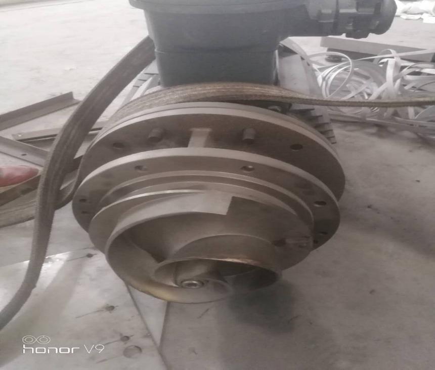 真空辅助自吸泵叶轮