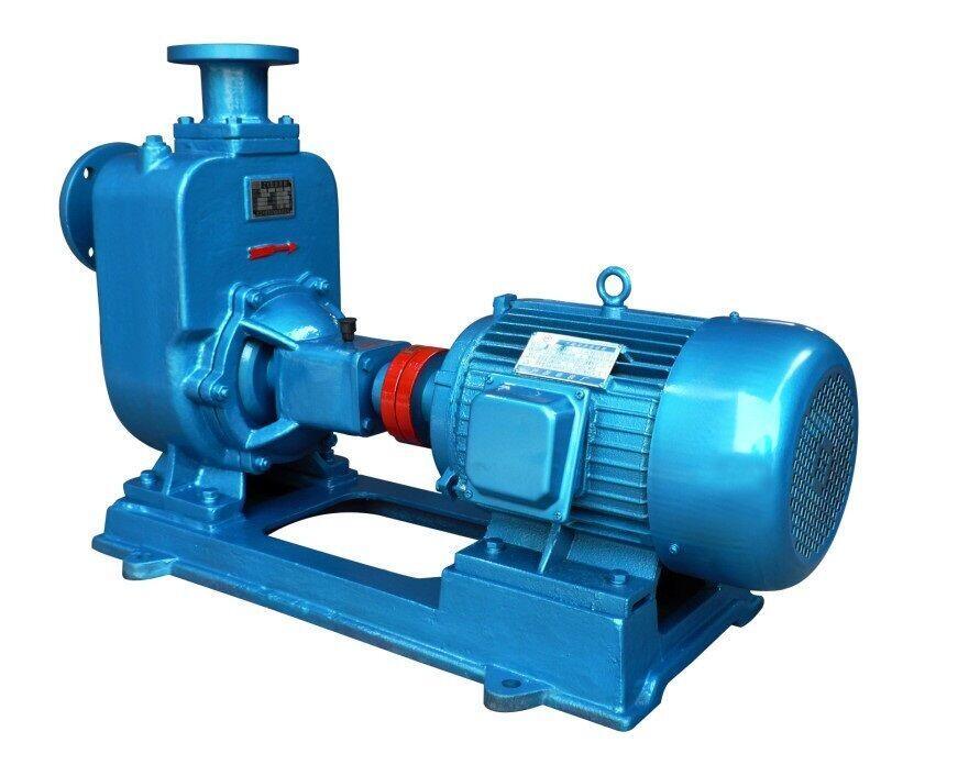 100ZX100-40自吸泵