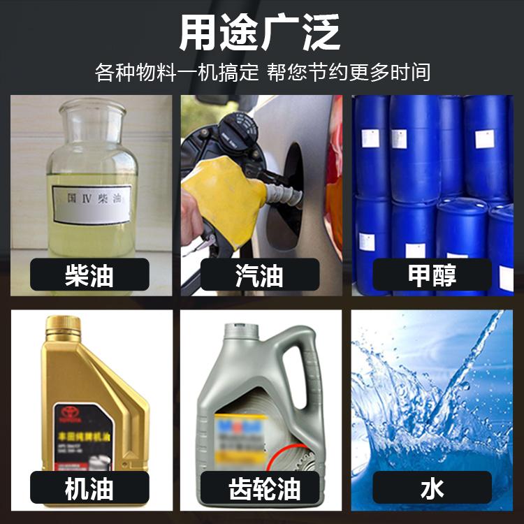 圆弧齿轮油泵用途