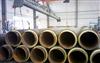 DN550山东省预制直埋聚氨酯保温管道厂家施工资质